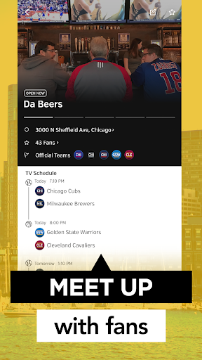 Rabble: Find Sports Bars, Restaurants & Live Games  screenshots 4