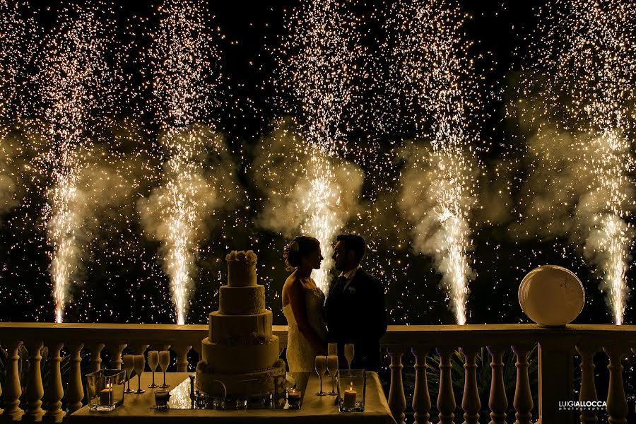 Fotografo di matrimoni Luigi Allocca (luigiallocca). Foto del 23.08.2017