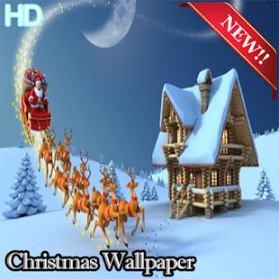 christmas wallpaper screenshot thumbnail - Christmas Wallpaper For Android