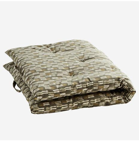 Madrass 80x120 Dark grey/taupe/off white