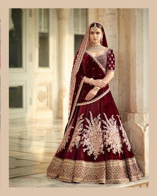 Sabyasachi Designer Bridal Lehenga