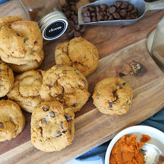 Pumpkin Chocolate Chip Cookies With Brown Sugar Recipes