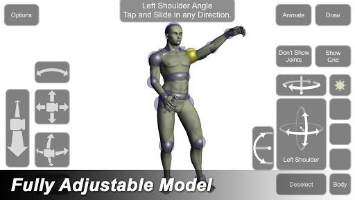 Male Mannequin 1.0 screenshots 2