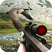 Jungle Sniper Birds Shooting