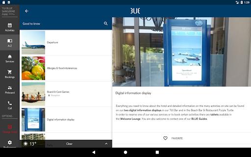 BLUE App 3.7.1 screenshots 6