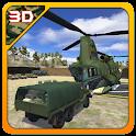Armée Cargo hélicoptère icon