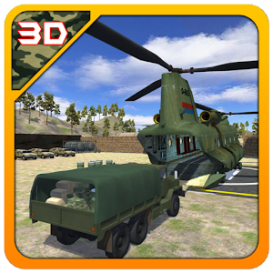 Army Helicopter Cargo Relief for PC and MAC
