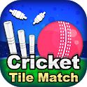 Cricket Tile Match - Free Game icon