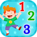 123 Toddler Counting Game Free - Educational Games icon