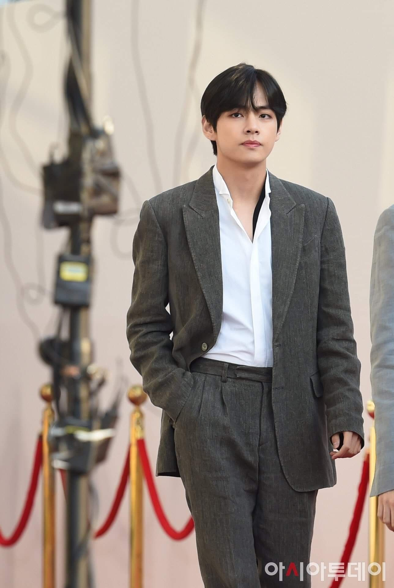 v suit