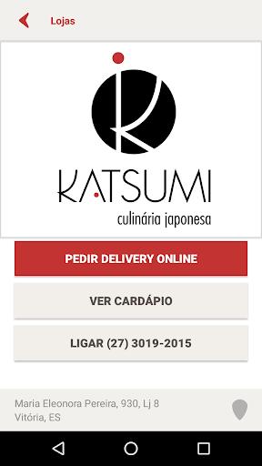 Katsumi Culinu00e1ria Japonesa Apk 2