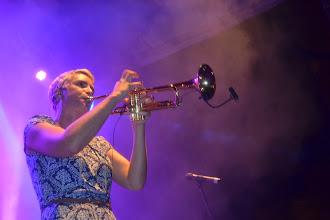 Photo: Toneladas de energía musical con Maite Hontelé