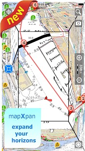 Aqua Map New Zealand GPS- screenshot thumbnail