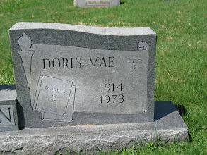 Photo: Holman, Doris Mae