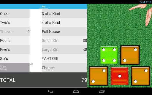 Yatzy Blast screenshot 3