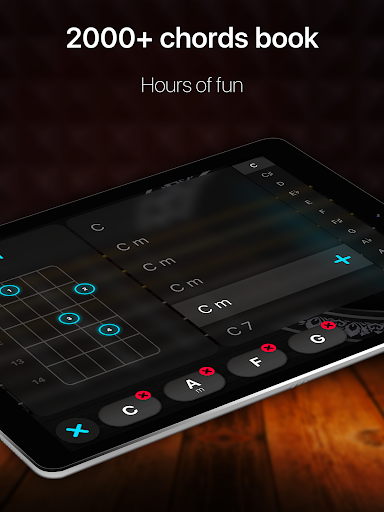 Guitar - play music games, pro tabs and chords! 1.12.00 screenshots 10