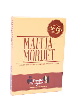 Spelbox Maffiamordet