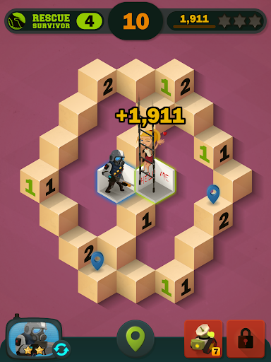Zombie Sweeper: Minesweeper Action Puzzle 1.1.015 screenshots 22