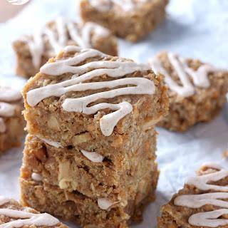 Soft Baked Apple Peanut Butter Oat Bars
