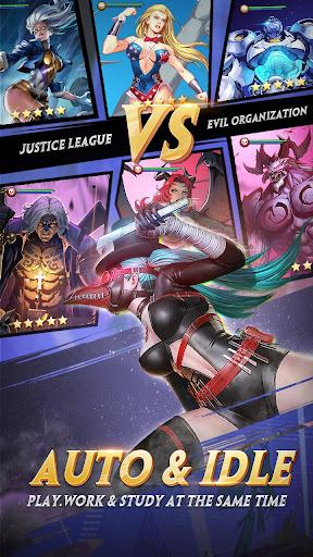 X-HERO: Idle Avengers 1.0.8 screenshots 2