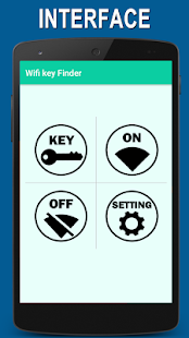 WiFi Key Finder Auto Screenshot