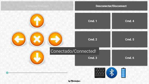 Joystick Bluetooth  screenshots 5
