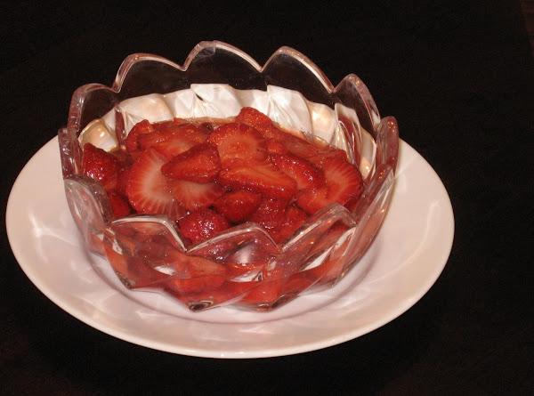 Macerated Strawberries Recipe