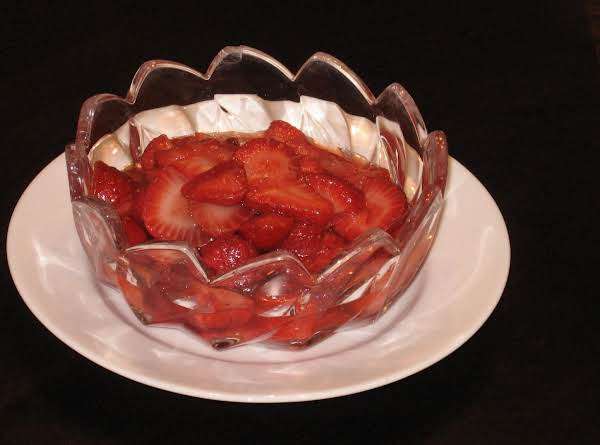 Macerated Strawberries Recipe