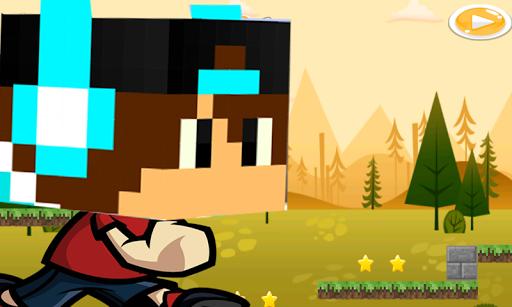 Jungle Crafting Runner Pixel