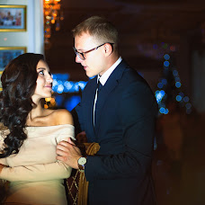 Wedding photographer Aleksandra Mukhotina (muhotina). Photo of 02.10.2016