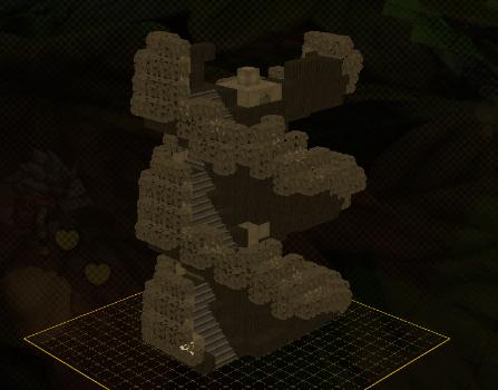 ビルダーズ2「大樹の設計図2」