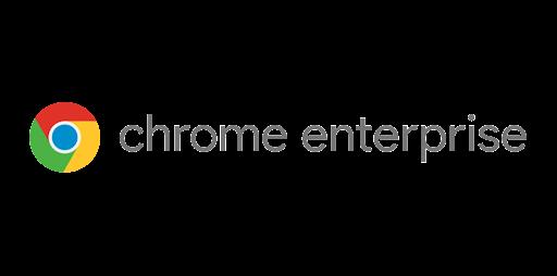 Chrome Enterprise logo
