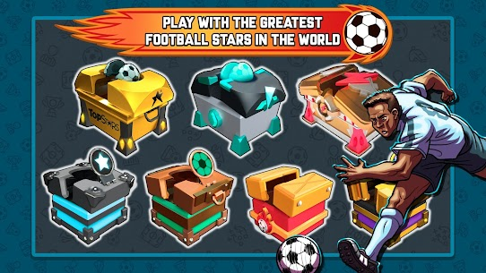 Top Stars Football 1.40.0.0 MOD (Unlimited Money) Apk 4