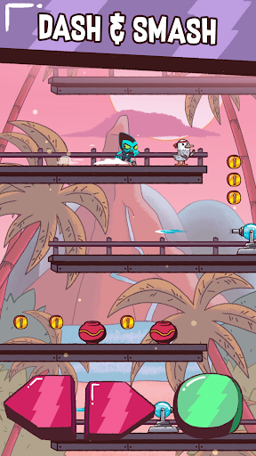Cartoon Network's Party Dash: Platformer Game screenshots 1