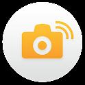Camera remote control icon