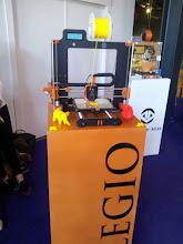 Photo: Impresora del proyecto LEGIO