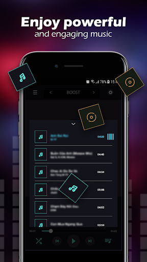 Download Volume Booster & MP3 Player with Equalizer MOD APK