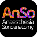 AnSo Anaesthesia Sonoanatomy icon