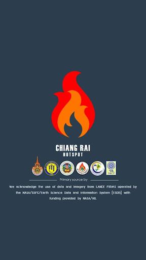 Chiangrai Hotspot Application