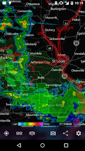 MyRadar Weather Radar Ad Free- screenshot thumbnail