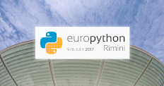 EuroPython2017で2名登壇しました。