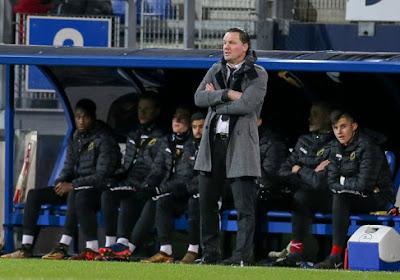 """Ce coach belge revient sur le marché : """"Nous communiquerons cette semaine les raisons de mon départ"""""""