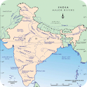 India River Map icon