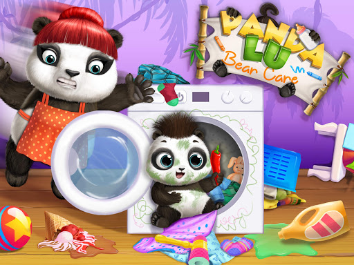 Panda Lu Baby Bear Care 2 - Babysitting & Daycare  screenshots 17