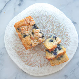 Blueberry Streusel Bread Recipes
