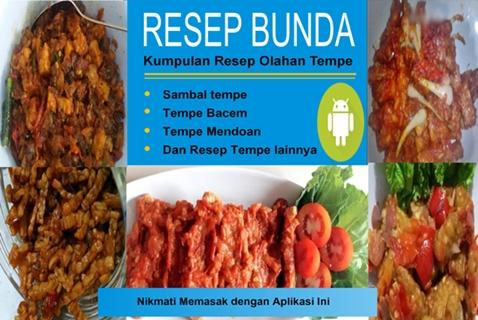 Resep Masakan Tempe