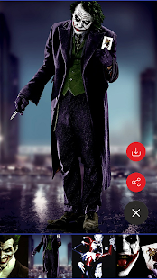 Joker HD Wallpaper - náhled