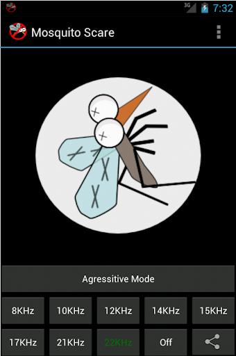 玩免費健康APP|下載Mosquito Scare Simulator app不用錢|硬是要APP