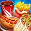 العاب طبخ – طعام ومطعم craze fever icon