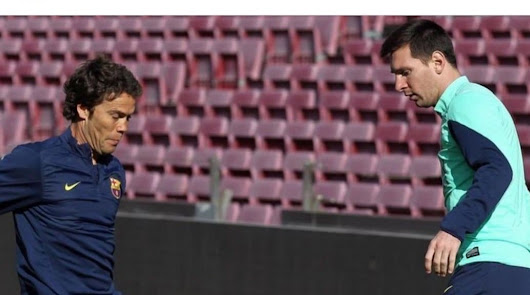 El mensaje de Rubi a Messi que emociona a todos